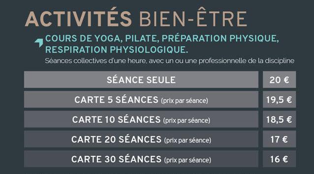 Yoga pilate respiration à Climb Up Paris-Porte d'Italie